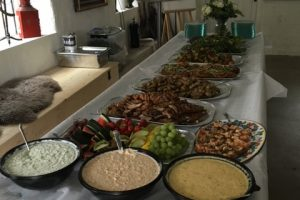 Servering & Arrangemang